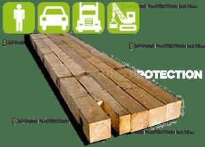 Timber Bog mats